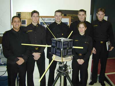 The PCsat Team 2000-2001